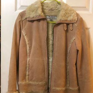 Vintage Wilson leather coat